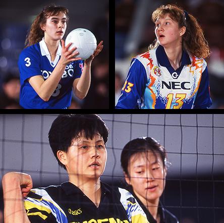 1995年 トップリーグヒストリー | バレーボール Vリーグ オフィシャル ...